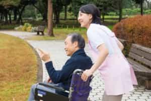 介護職の経験があれば、いつでも介護職に戻ることができる