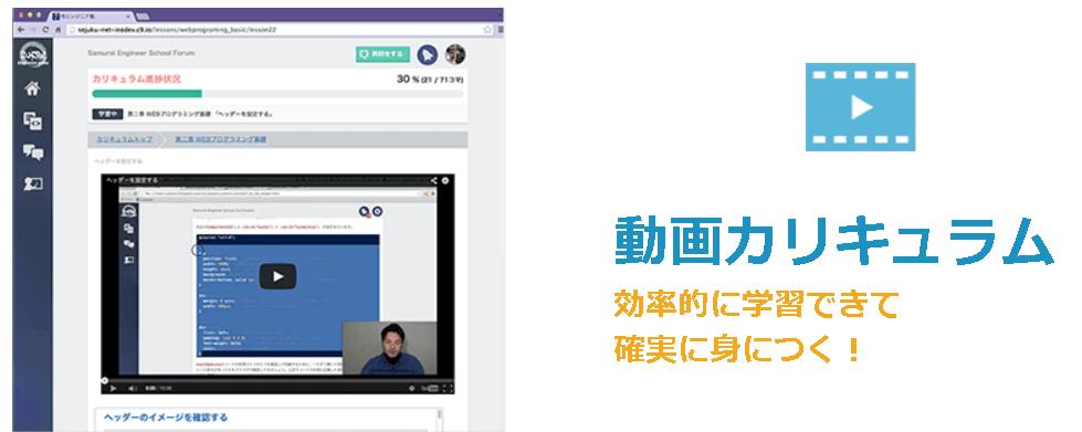 効率的な動画で学習